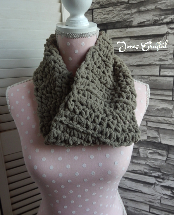 JC Nimbus Brown Cowl